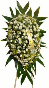 1125 Coroa de Flores Luz