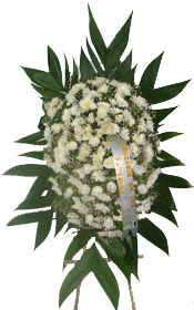 1126 Coroa Fúnebre Paz