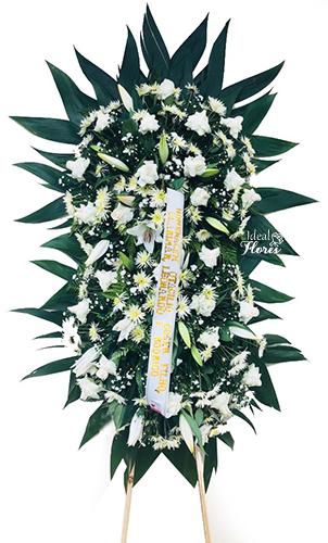 1146 Coroa de Flores Em Curitiba