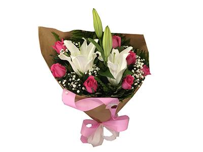 1160 Mix Floral Ramalhete