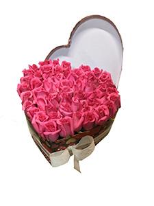1172 Coração em Rosas