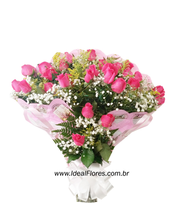 1270 Buquê Especial Pink
