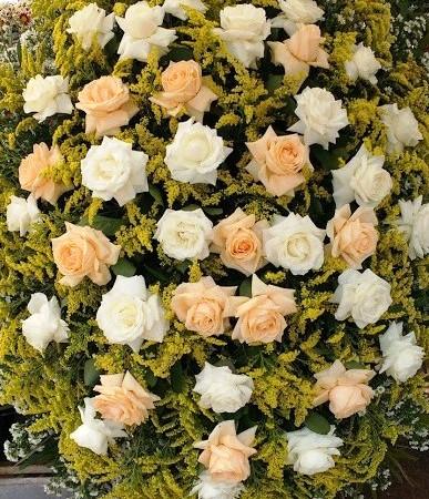 1343 Coroa Fúnebre Lembranças