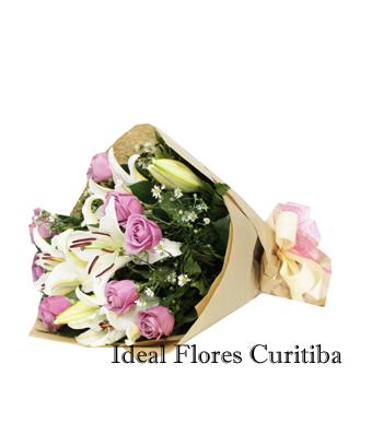 1345 Ramalhete de Flores Nobres