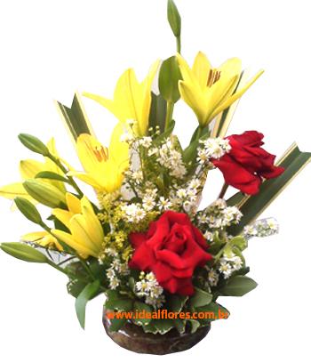1356 Flores Tropicais
