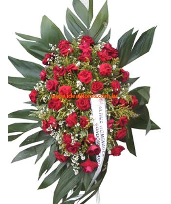 1386 Coroa de Flores LUXO I