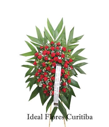 1388 Coroa de Flores Luxo