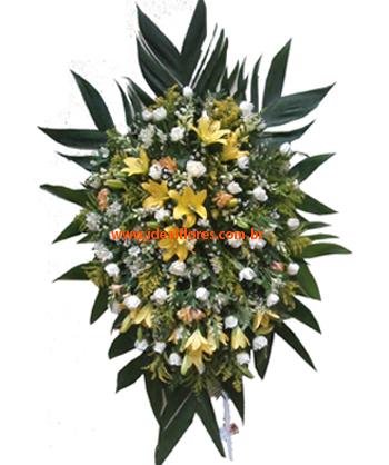 1393 Coroa de Flores Paz Eterna