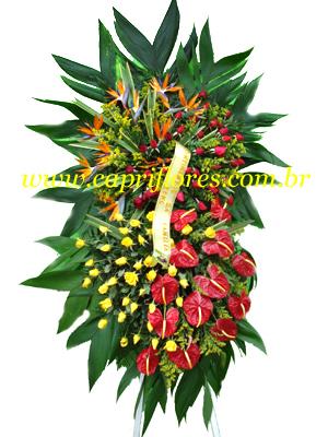 1395 Coroa Fúnebre de Condolências