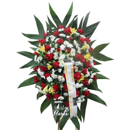 2070 Coroa Fúnebre