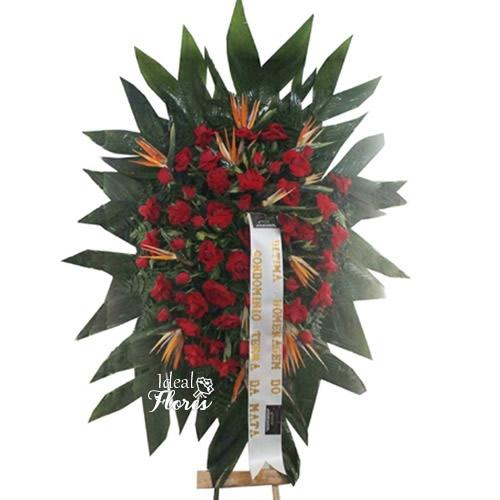 2071 Coroa Fúnebre Sincera Homenagem