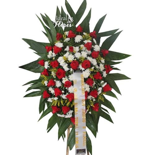 2074 Coroa Fúnebre Último Adeus