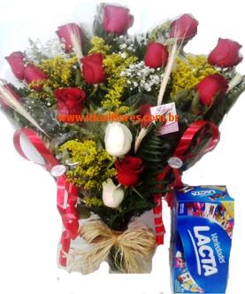 257 Combo Flores e Lacta
