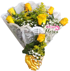 3220 Beautiful Yellow Flowers