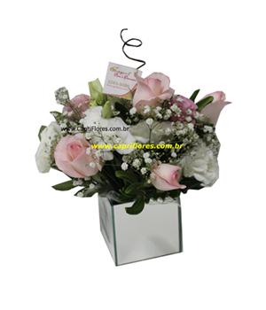 371 Arranjo Floral Decorativo
