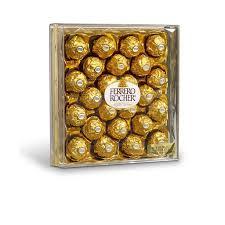 4127 Bombons Ferrero Rocher 24 unidades