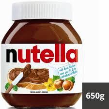 4174 Creme de Avelã Nutella 650g