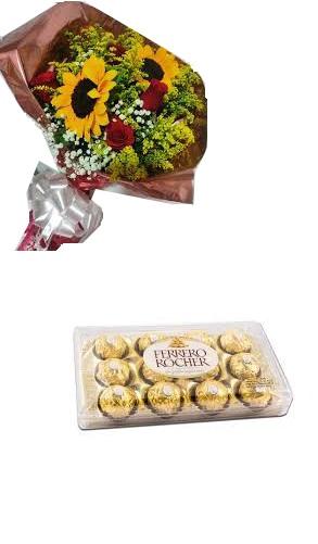 4350 Ramalhete & Chocolates