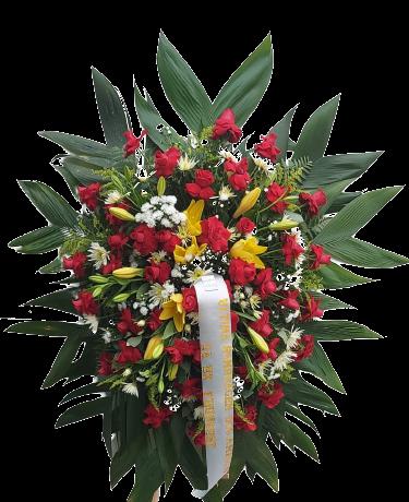 4683 Coroa de Flores Último Adeus