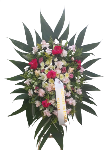 4747 Coroa de Flores Mista