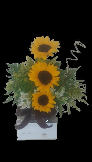 4754 Arranjo Floral de Girassol