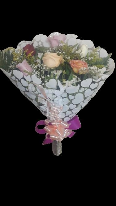 5322 Buquê Flor & Alegria
